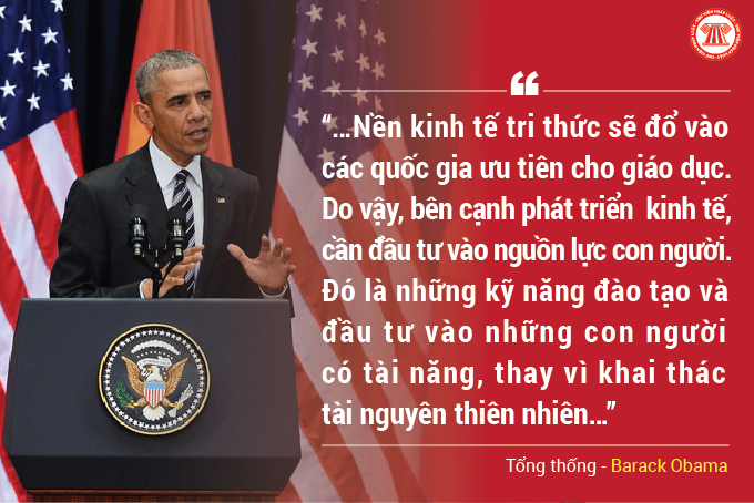 TOÀN VĂN BÀI PHÁT BIỂU CỦA TỔNG THỐNG OBAMA VỀ QUAN HỆ VIỆT - MỸ